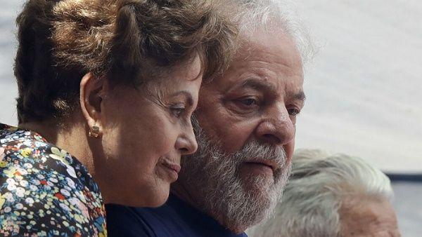 Líderes brasileños defienden inocencia de Julian Assange