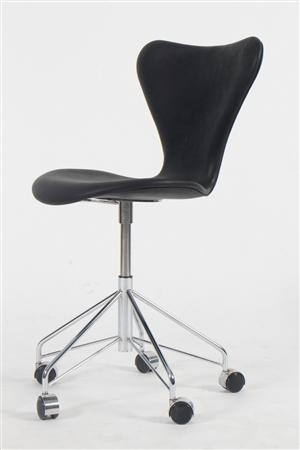 kontorstol uden armlæn