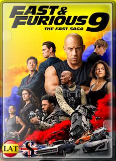 Rápidos y Furiosos 9 (2021) HD 1080P LATINO/INGLES