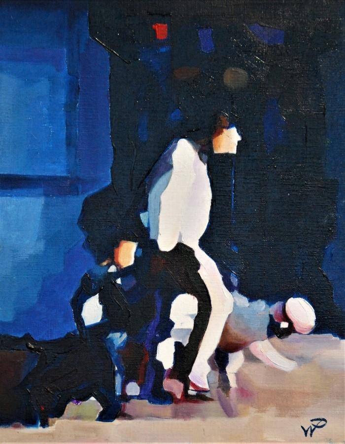 Французский художник. Pierre Wuillaume