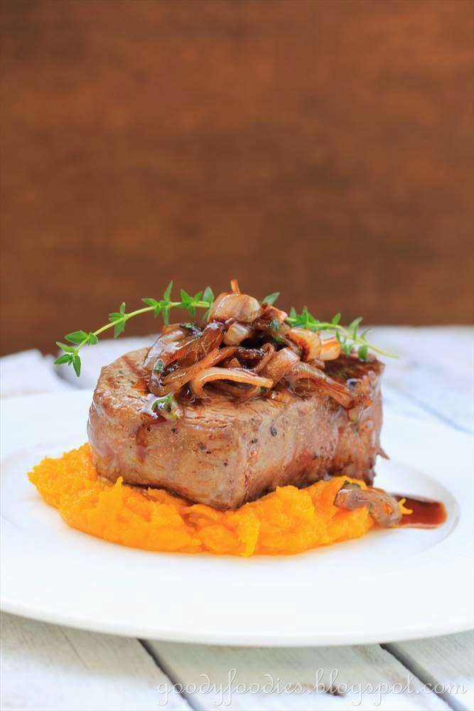 Tenderloin Steak Recipes Food Network