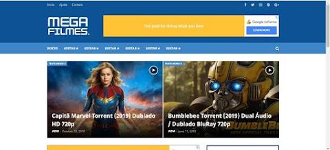 Mega Filmes Blogger Templates