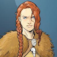 Sirènes & Vikings - Freydis héroïne du tome 2