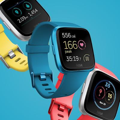 Fitbit India popular smart watch brand