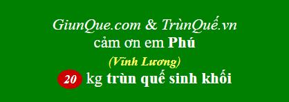 Trùn quế Vĩnh Lương