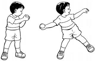 Teknik Dasar Permainan Kasti