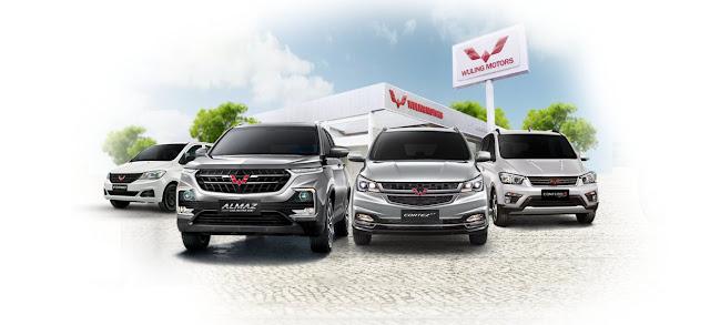 Harga Wuling 2019-2020