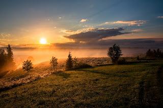 Good morning Wish sun Rise Wallpaper 2020