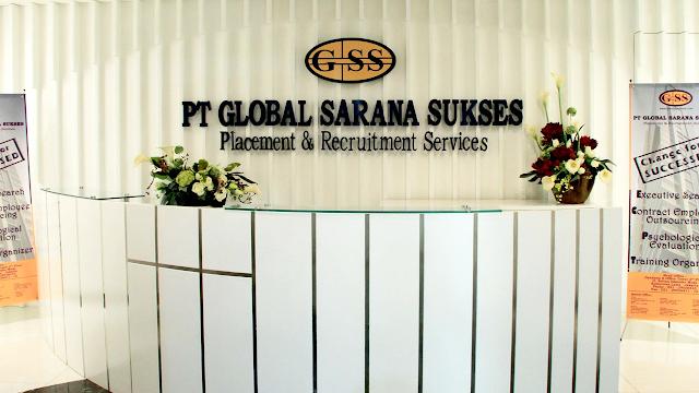 Lowongan Kerja PT. Global Sarana Sukses Penempatan Serang dan Cilegon