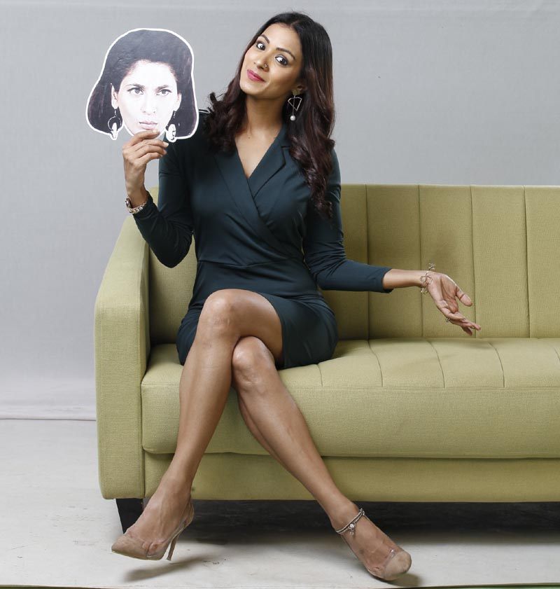 Barkha Bisht as Doll in show Shrimaan Shrimati Phir Se