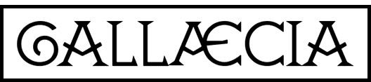 Gallega Sargadelos tipografias gratis