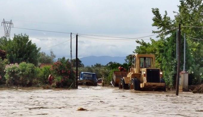 Εύβοια: Χωρίς τέλος η τραγωδία - Στους 6 οι νεκροί από τις φονικές πλημμύρες