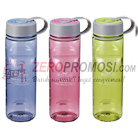 Lock & Lock Two Tone Water Bottle TRITAN 800 ML ABF604