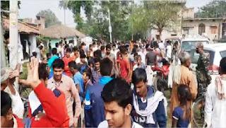 मूलभूत सुविधाओं के अभाव में ग्रामीणों ने किया मतदान केंद्रों का बहिष्कार