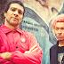 """Yannick Hara e Rodrigo Lima (Dead Fish) em """"Lágrimas na Chuva"""""""
