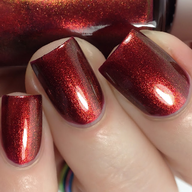 Great Lakes Lacquer-Sunset on Summit Peak