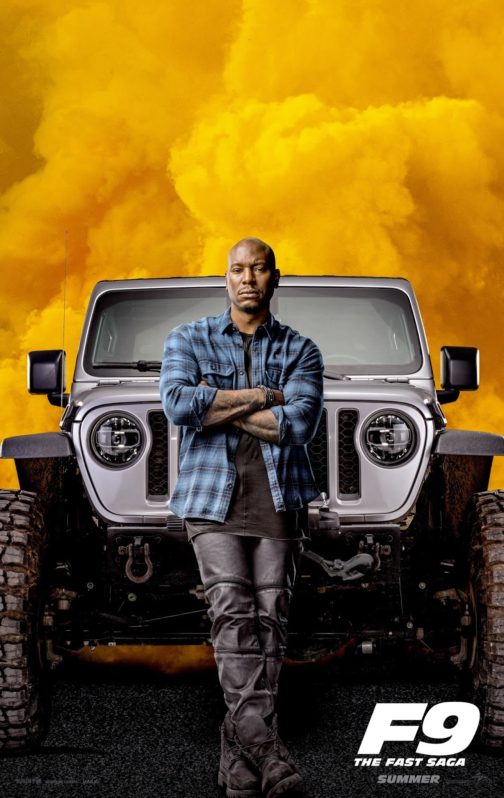 Tyrese Gibson - Fast and Furious 9