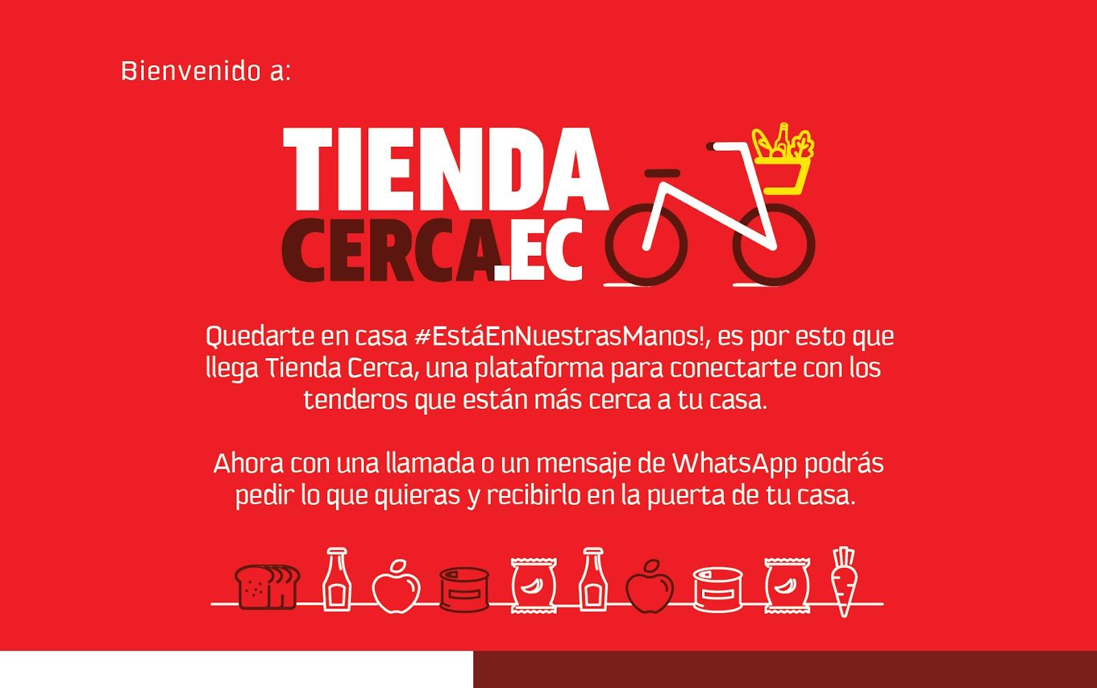 Gobierno Nacional y empresa privada lanzan programa de abastecimiento sostenible para tiendas de barrio y familias ecuatorianas