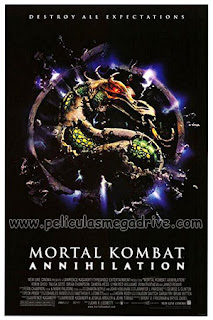 Mortal Kombat: Aniquilación (1997) [Latino-Ingles] [1080P] [Hazroah]
