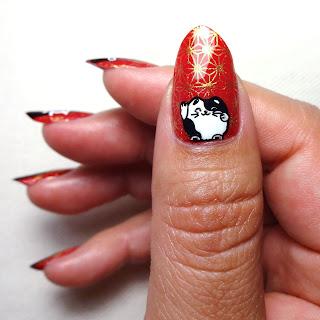 Maneki Neko Nails
