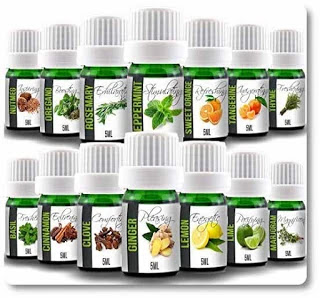 Aroma2Go Cooking Set of 14 All Natural 100 Pure Plant Based Essential Oil Set