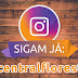 Instagram do Central Florestal
