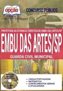 Apostila Pref. de Embu das Artes