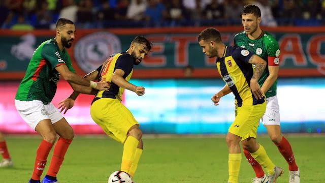 بث مباشر مباراة الاتفاق والحزم اليوم 13-02-2020 في الدوري السعودي