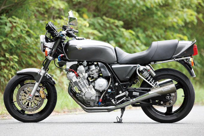 planet japan blog honda cbx by tajima engineering. Black Bedroom Furniture Sets. Home Design Ideas