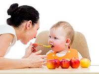 Panduan Pemberian Asupan Makanan Pada Bayi
