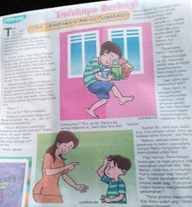 """Cerita Anak """"Indahnya Berbagi"""" Karya Rindhawara"""