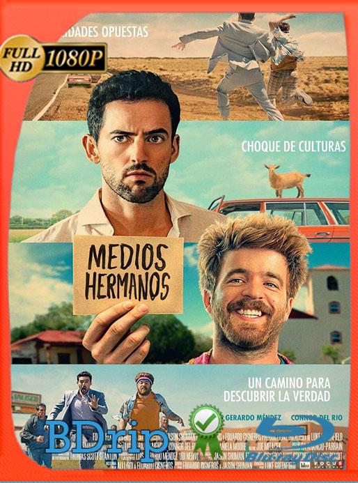 Medios Hermanos (2020) 1080p BDrip Latino [GoogleDrive] [tomyly]