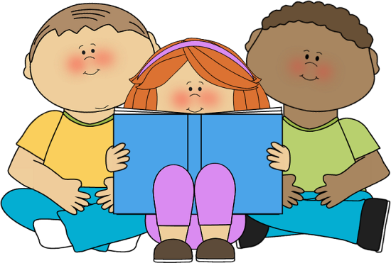 clipart family reading together - photo #44