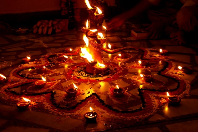 Diwali - one of the most important festivals celebrated in India