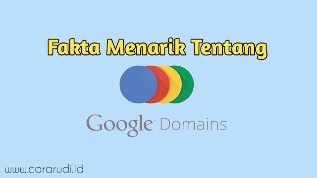5 Fakta Menarik Tentang Google Domain, Penyedia Layanan Domain Milik Google