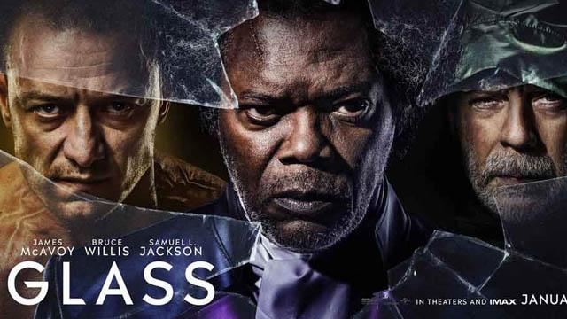 Glass (2019) English Movie