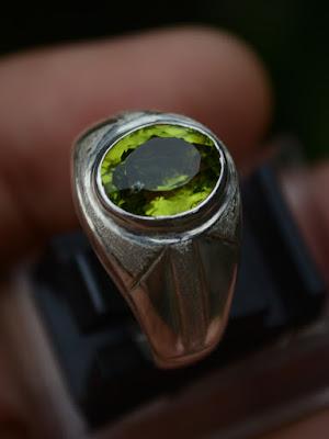 olivine mineral