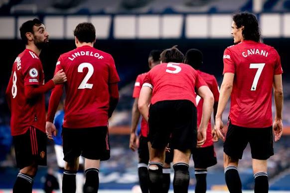 تشكيلة مانشستر يونايتد الرسمية لمواجهة وست بروميتش ألبيون اليوم السبت في الدوري الانجليزي