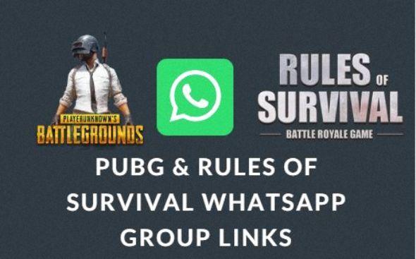 PUBG WhatsApp Group Join Link List - Whatsapp Group Link