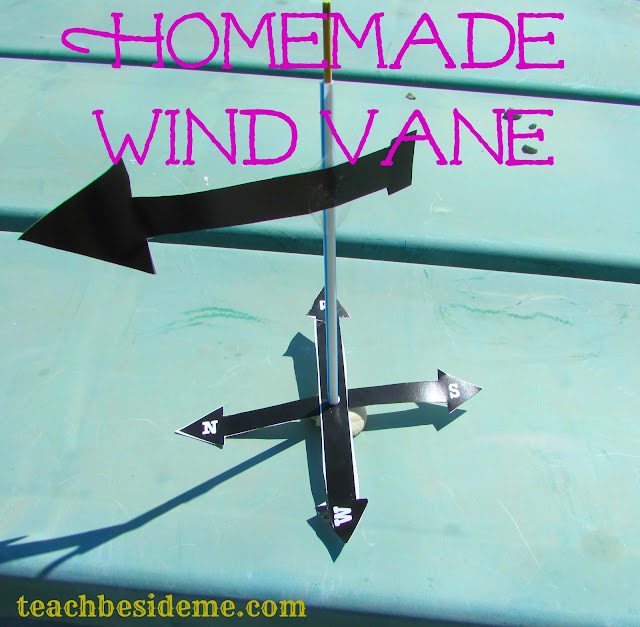 How To Make A Simple And Homemade Wind Vane 66