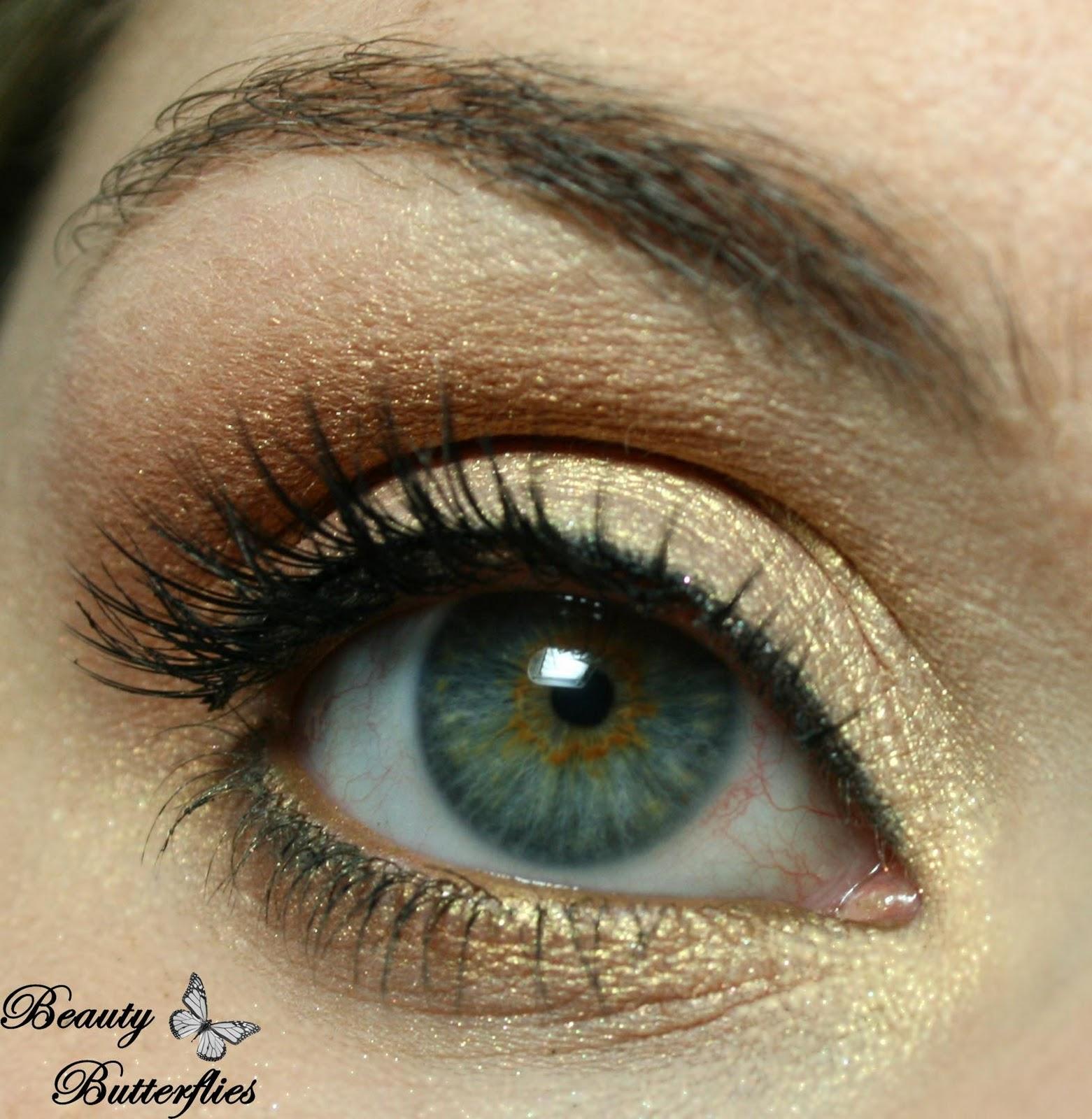 Review Nyx Eye Lashes