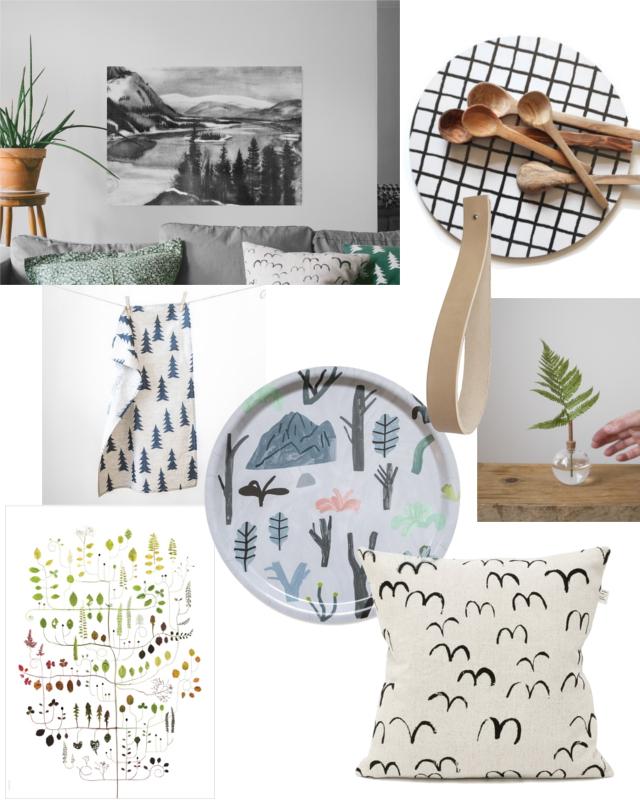 appunti di casa fine little day natura e semplicit dalla scandinavia. Black Bedroom Furniture Sets. Home Design Ideas