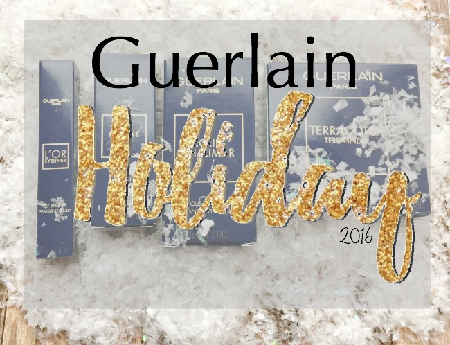 Luxury Gift Guide:Featuring Guerlain