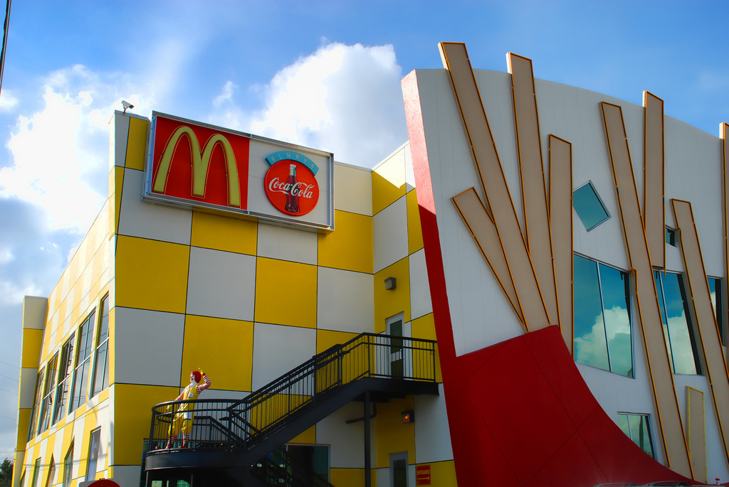 World's Largest McDonalds Review