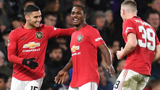 FA Cup: Ighalo set to lead Manchester United's attack