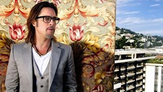 Actor Brad Pitt throws out Angelina Jolie's things