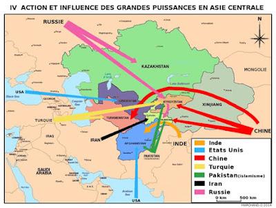 Asia Central: una región asediada