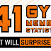 41 Gym Member Statistics That Will Surprise You #infographic