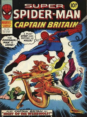 Super Spider-Man and Captain Britain #235, Stegron