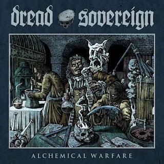 """Ο δίσκος των Dread Sovereign """"Alchemical Warfare"""""""